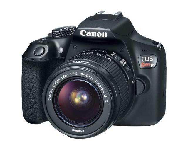 Camera DSLR Canon EOS Rebel T6 entry-level a fost lansata