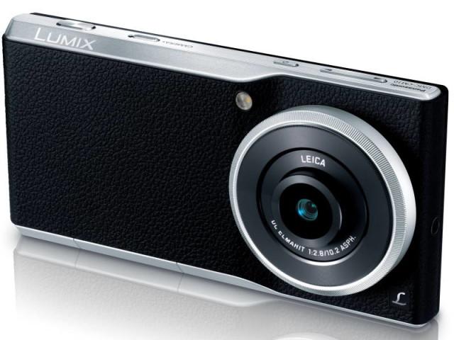 Camera Panasonic Lumix CM10 cu Android a fost anuntata