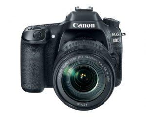 Canon EOS 80D este oficiala