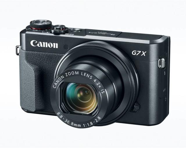 Canon anunta PowerShot G7 x Mark II