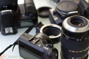 Canon tocmai a creat un senzor masiv de 250MP