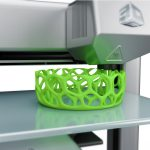 Cercetatorii au gasit o modalitate de a printa 3D folosind sticla in loc de plastic