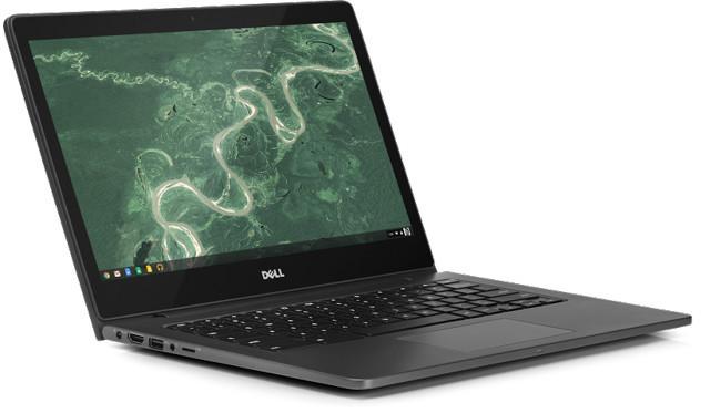 Dell Chromebook 13 ii vizeaza pe profesionisti