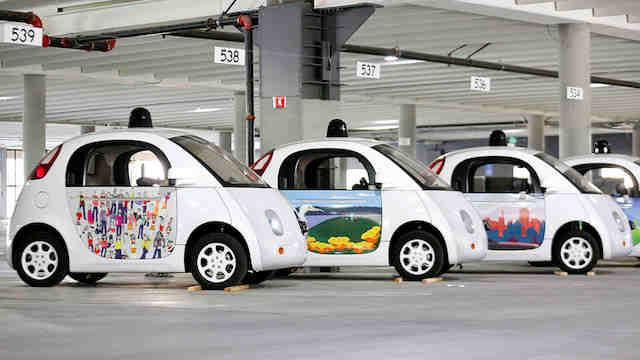 Divizia de masini fara sofer a Google ar putea deveni o companie separata