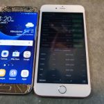 VIDEO: Drop test: iPhone 6s vs Samsung Galaxy S7
