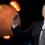 Elon Musk vrea sa bombardeze planeta Marte