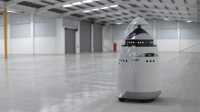 Este posibil ca acest robot a incalcat prima lege a roboticii a lui Asimov