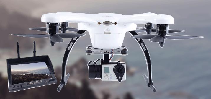 Fantoma drona poate fi infricosatoare
