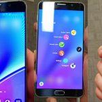 Galaxy Note 5 Dual-SIM nu are slot pentru carduri microSD