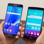 Galaxy Note 5, OnePlus 2 si LG G4 intr-un test de viteza