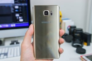 Galaxy Note 5 a fost lansat in India