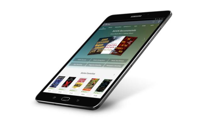 Galaxy Tab S2 Nook de la Barnes & Noble a fost lansata