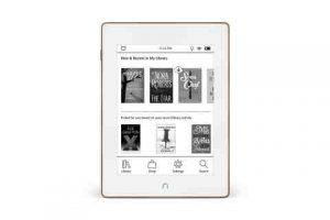 GlowLight Plus este primul E-Reader protejat impotriva apei al companiei Barnes & Noble