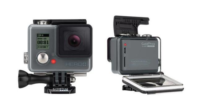 GoPro anunta camera GoPro HERO+ cu WiFi la un pret de 200 de dolari