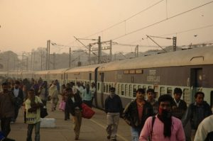 Google va instala WiFi in statiile de tren din India