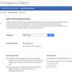 Google va oferi mai multe informatii in legatura cu motivele pentru care blocheaza anumite site-uri