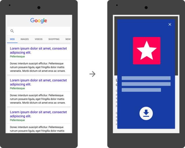Google va trage in jos site-urile care cer descarcari de aplicatii