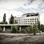 Guvernul ucrainean isi imagineaza Cernobilul ca fiind o ferma solara