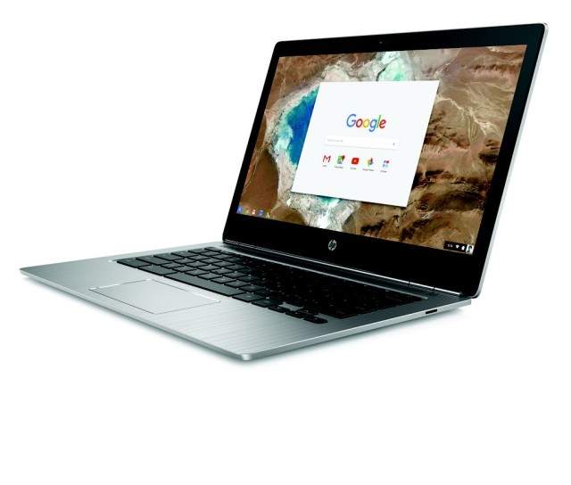 HP Chromebook 13 din metal a sosit