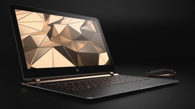 HP Spectre este cel mai subtire laptop din lume