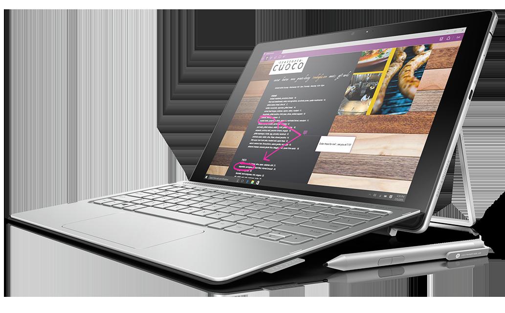 Cum e laptopul HP Spectre x2