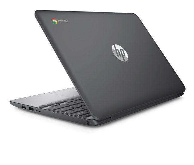 HP lanseaza primul lor Chromebook touchscreen de 11 inch