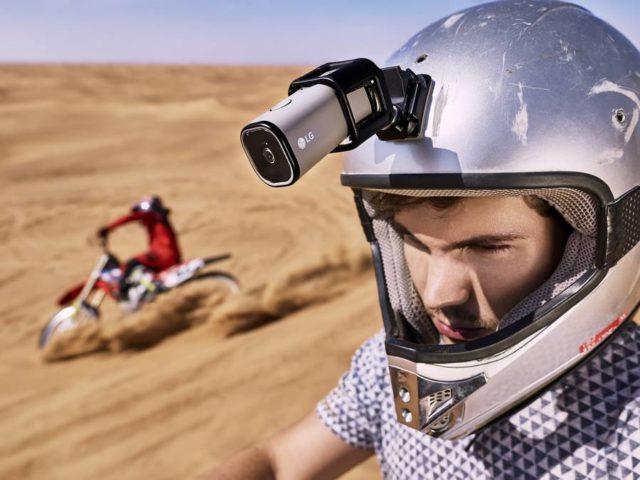 LG Action Cam cu suport LTE a fost anuntata