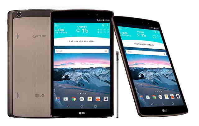 LG G Pad II 8.3 LTE a fost dezvaluita in Coreea de Sud
