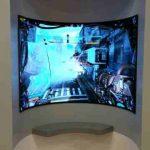 LG experimenteaza panourile UHD concave si convexe de 65 de inch