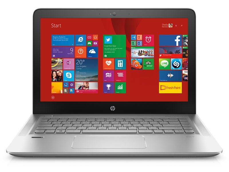 Laptopul HP Envy