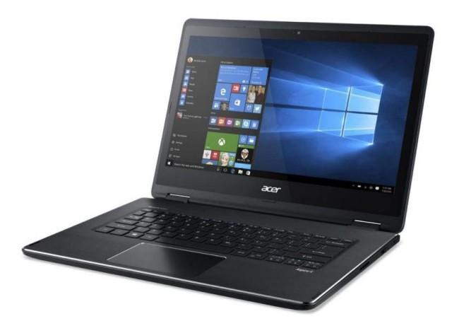 Laptopul convertibil Acer Aspire R14 a fost anuntat