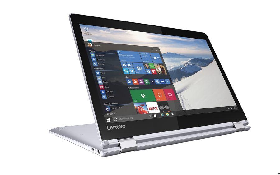 Laptopurile Lenovo Yoga 710 de 11 si 14 inch au fost anuntate