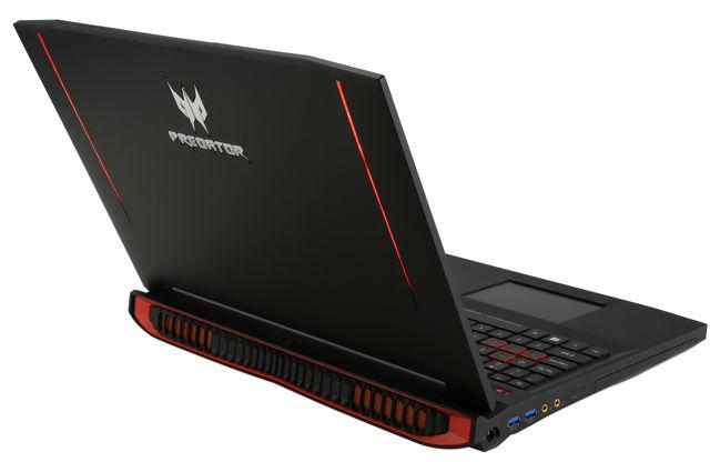 Laptopurile de gaming Acer Predator 15 si Acer Predator 17