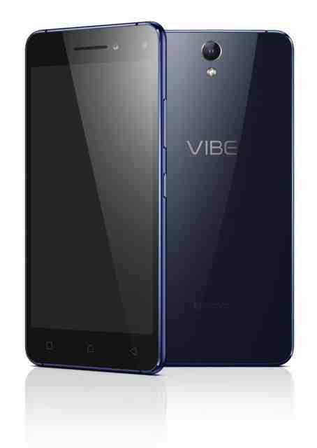 Lenovo VIBE S1 Lite - un nou smartphone pentru selfie-uri anuntat