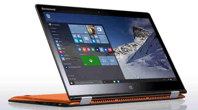 Lenovo Yoga 700 este o optiune mai accesibila