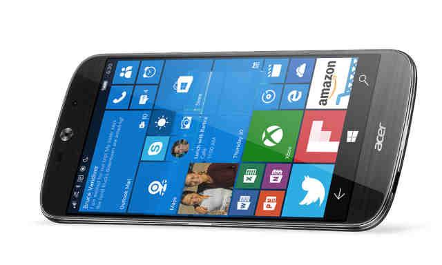 Liquid Jade Primo este noul smartphone cu Windows 10 al Acer