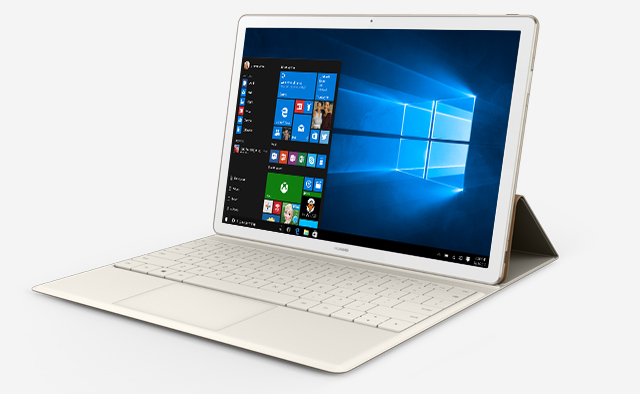 MWC 2016 Huawei a lansat tableta 2-in-1 Huawei MateBook