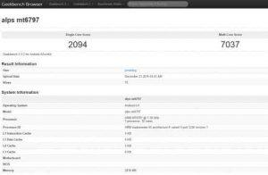 MediaTek Helio X20 atinge scoruri record pe GeekBench