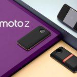 Moto Z a fost anuntat oficial cu suport pentru Moto Mods