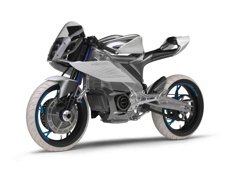 Motocicletele electrice Yamaha impresioneaza