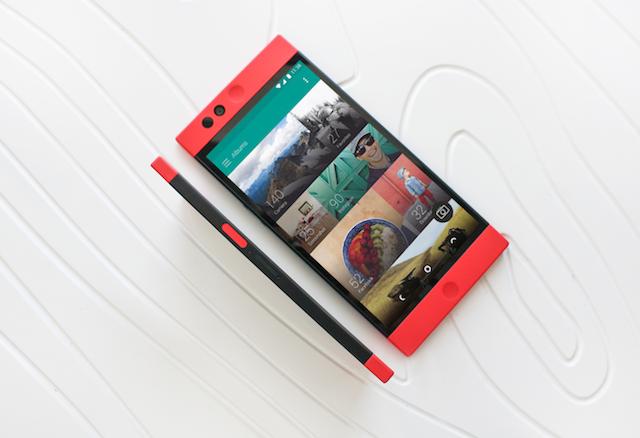 Nextbit lanseaza smartphone-ul Nextbit Robin in culoare rosie pentru 300 de dolari