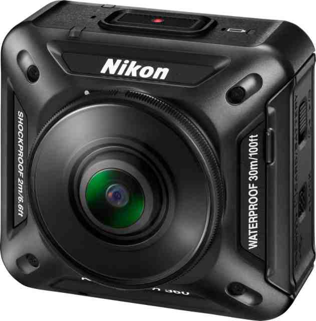 Nikon KeyMission 360 permite capturarea clipurilor video la 360 de grade