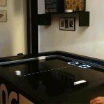 Niste hackeri au construir o versiune mecanica real-life a jocului Pong
