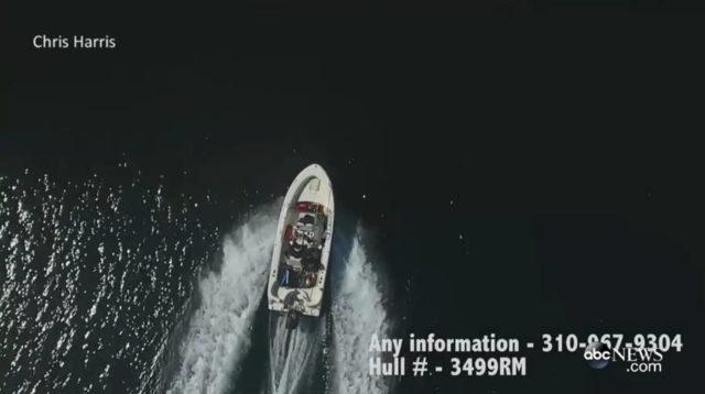 Niste tineri au folosit o drona pentru a prinde niste hoti de barci