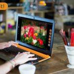 Noile laptopuri VAIO C15 sunt foarte colorate