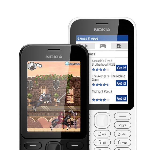 Nokia 222 este telefonul Microsoft de 37 de dolari cu o luna de autonomie