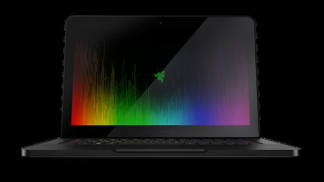 Noul laptop Razer Blade este mai rapid si mai ieftin