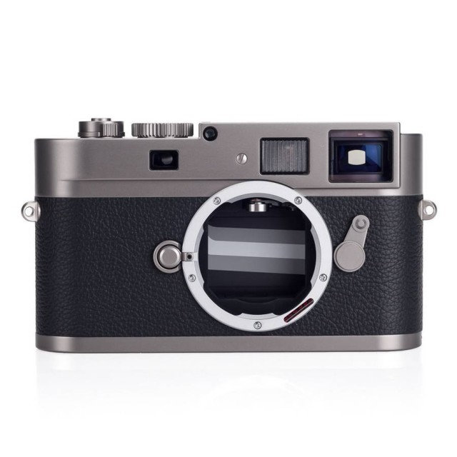 O camera din seria Leica M Edition Null mai mult decat rara va costa 74500 de dolari