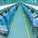 O fabrica a Foxconn din China a luat foc