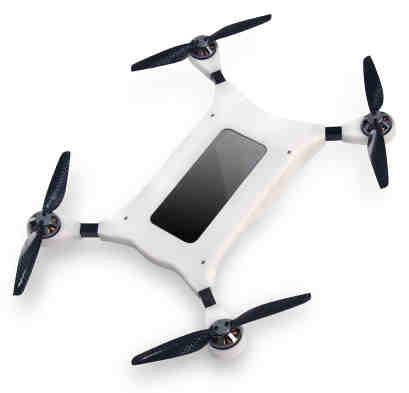 PhoneDrone Ethos iti transforma smartphone-ul intr-o drona